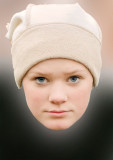 Hanna with cap