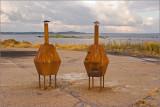 Waste incinerators - inspired by Espen Tveit