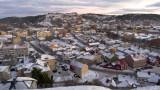 Halden - view from Rødsberget on NewYearsday #2