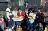 Dugnad (voluntary community work) Billebakken May 1986 #2
