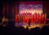 Korslaget i Brygga Kultursal lørdag 13. otober 2012. Her er Army Gospel. PicoCanto var også med. Flere bilder på SmugMug  http://photobeyer.smugmug.com/PicoCanto/Korslaget-13102012/25926864_6dvwdK#!i=2149434279&k=476NTCV