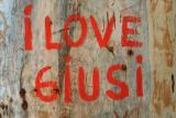 I LOVE GIUSI