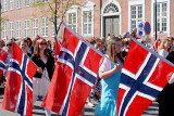 May 17th, Constitution Day, Trondheim, Norway