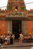 Hindu temple in Saigon, Vietnam