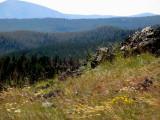 McDonald Pass, Continental Divide, Montana
