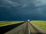 Trip across Nebraska from Montana to Tennessee