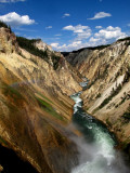 Trip to and through Yellowstone National Park, USA