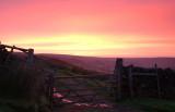 Sunrise At Scar  DSC_5565