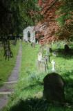 Hawnby Churchyard  DSC_7739