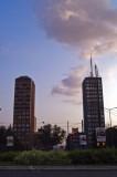 Milan Twin Towers !