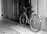 Bicycle in Milan