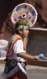 Papantla Indian Dancer