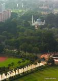 Masjid Senayan  at  Bung Karno*