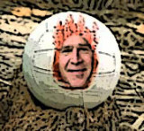 Wilsonian -- or -- fire in the mind of an empty volleyball?