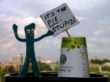 Gumby Gets it...