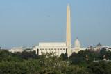 D.C. From Arlington National Cemetary