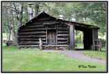 Blacksmith Shop - Mabry Mill