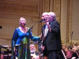 Peter Paul and Mary concert photos