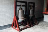 Two Bronze Temple Bells