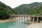 An old bridge on Tai Tam Reservoir
