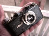 Rare Leica 1(A) with f2.5 5cm lens found!