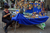 One of the Stalls  in Nachlat Benjamin