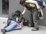 A Drunk in Barcelona