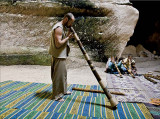 Assaf Peleg, Israeli Master Crafstman of the Aboriginal Didgeridoo