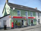 Re-painted shop.