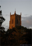 St Andrews Church Cheddar Somerset