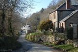 Road into Drefelin.