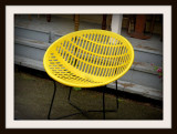 The Little Yellow Chair