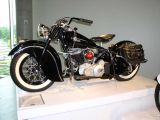 Beautiful old Indian Chief