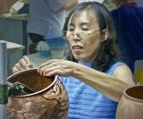 Ceramics Worker, Beijing