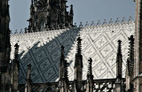 Prague: St Vitus Roof Detail