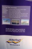 Seawings Flight Information - 04 883 2999 or 800 SEAWINGS