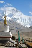Mt. Everest - Rongphu