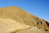 Climbing Pang-la Pass on the New Tingri-Everest Base Camp road