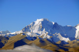 Gyachung Kang 7952m from Pang-la Pass