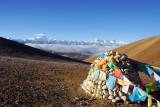 Great Himalaya Range from Pang-la Pass