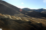 This beats the road across the Andes from Mendoza to Chile for curves