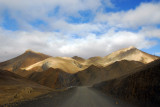 The road continues towards Everest Base Camp