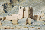Ruins on the New Tingri - Everest road
