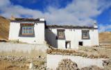 Tibetan village, Dzaka Valley