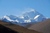 Mount Everest from the Dzaka Valley near Pagsum