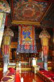 Tshomchen assembly hall, Chang Zhu Monastery