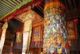 Man assembly hall, Chang Zhu Monastery