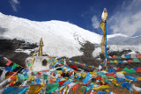 Mountain Passes to Gyantse
