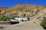 From the Friendship Highway to Sakya is 25 km by decent road