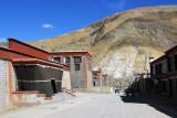 Sakya Monastery - principle seat of the Sakyapa Sect of Tibetan Buddhism